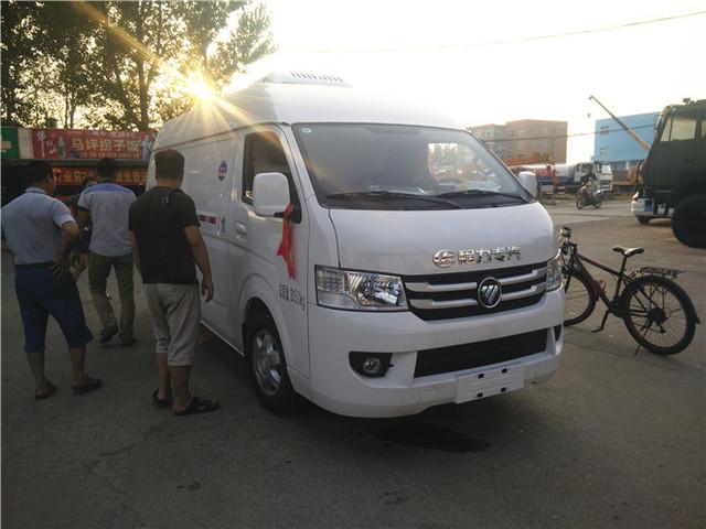 G7小型商务冷藏车厂家直销  冷链物车  海鲜运输车生产厂家    冷藏车价格