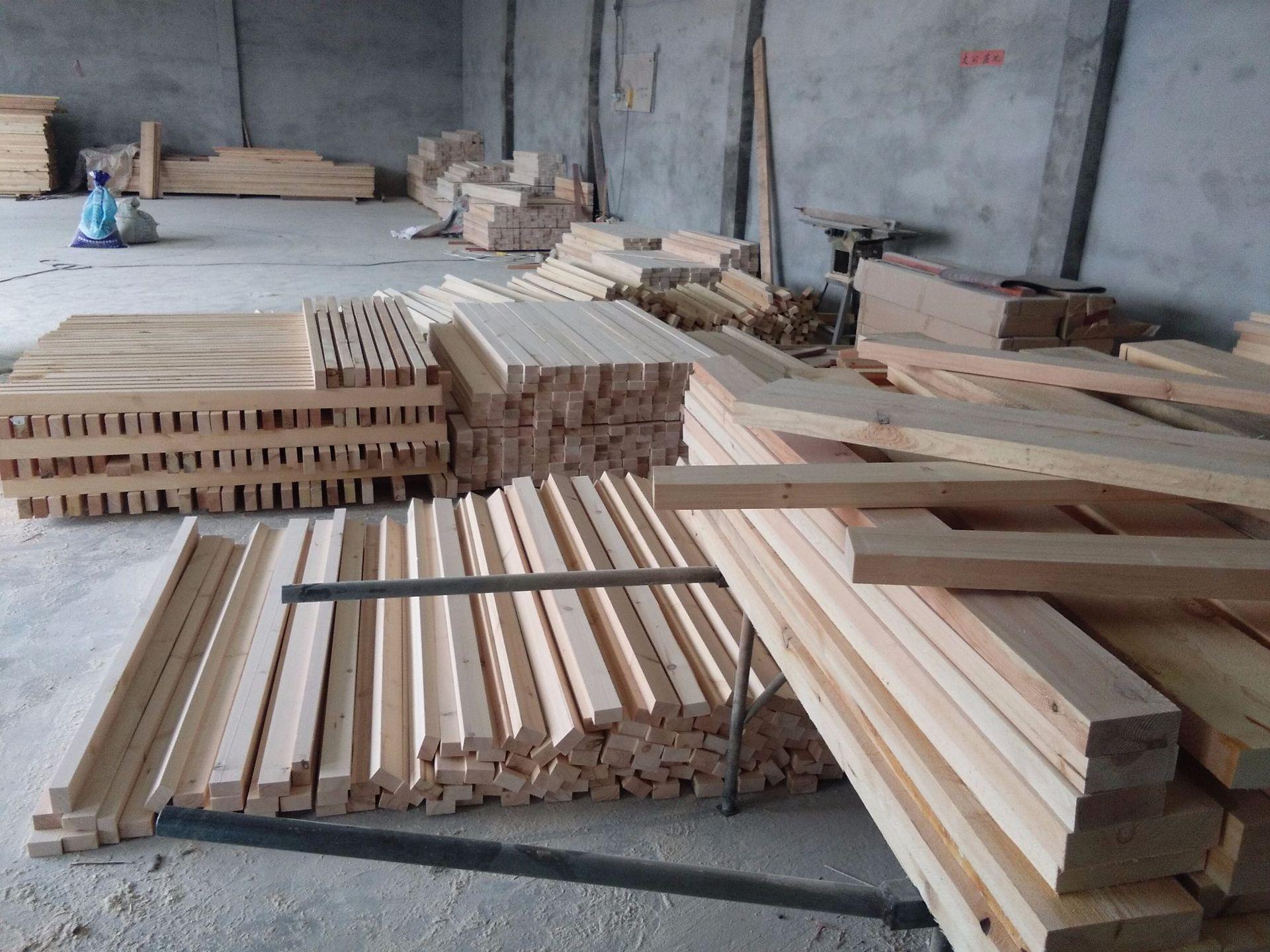 长期供应户外防腐木休闲椅 公园小区座椅 长椅 铸铁腿 实木 塑木示例图27