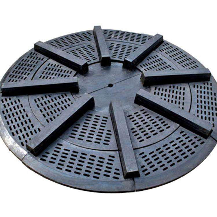 事事順 管式球磨機橡膠襯板 球磨機襯板 球磨機橡膠襯板 濕式球磨機橡膠襯板