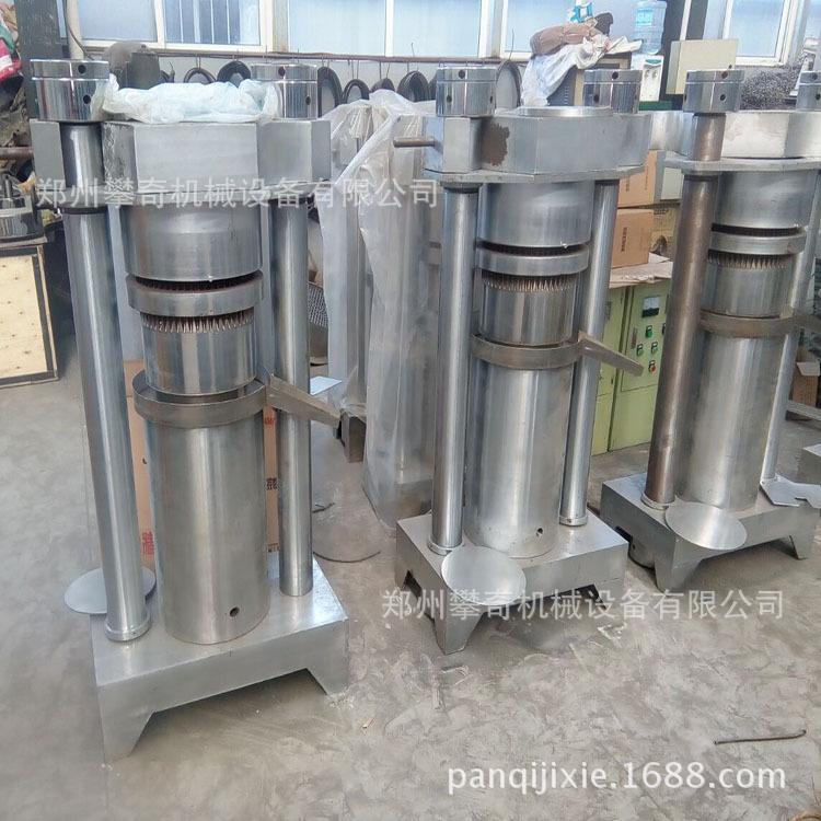 全自动流动车载香油机液压芝麻榨油机可到付示例图7