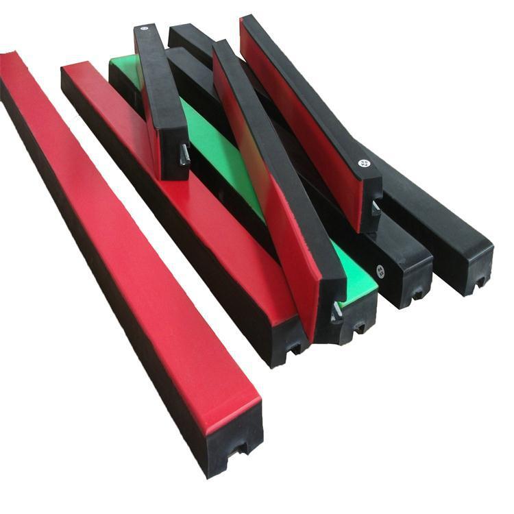 电厂皮带机系统缓冲条落料区缓冲条质量要求,缓冲条标准示例图1