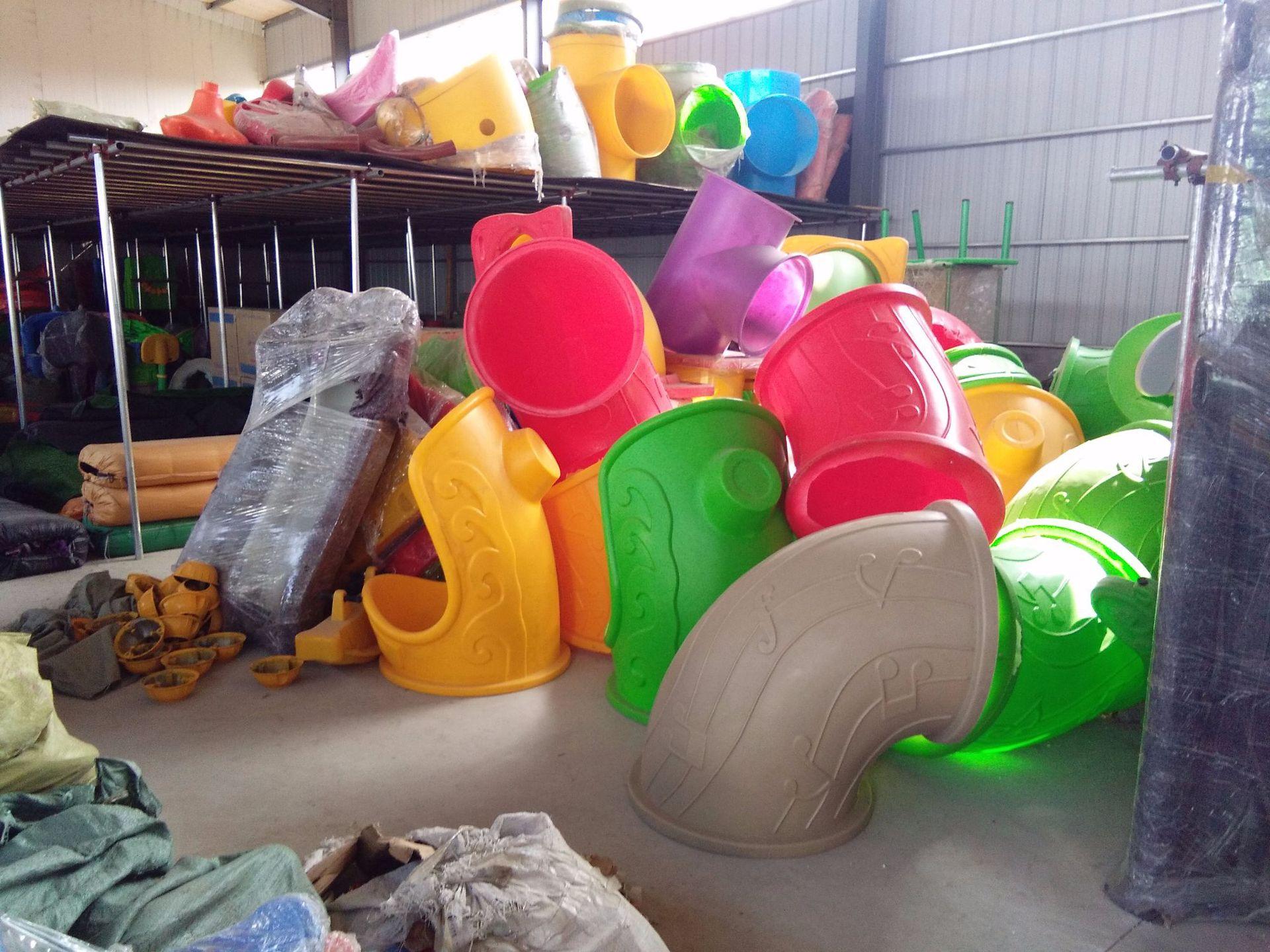 专业生产定制室外小区广场幼儿园滑梯 户外儿童乐园滑梯 物美价廉示例图29