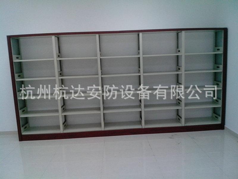 厂家定做 图书馆钢制书柜 大型多层书柜系列示例图76