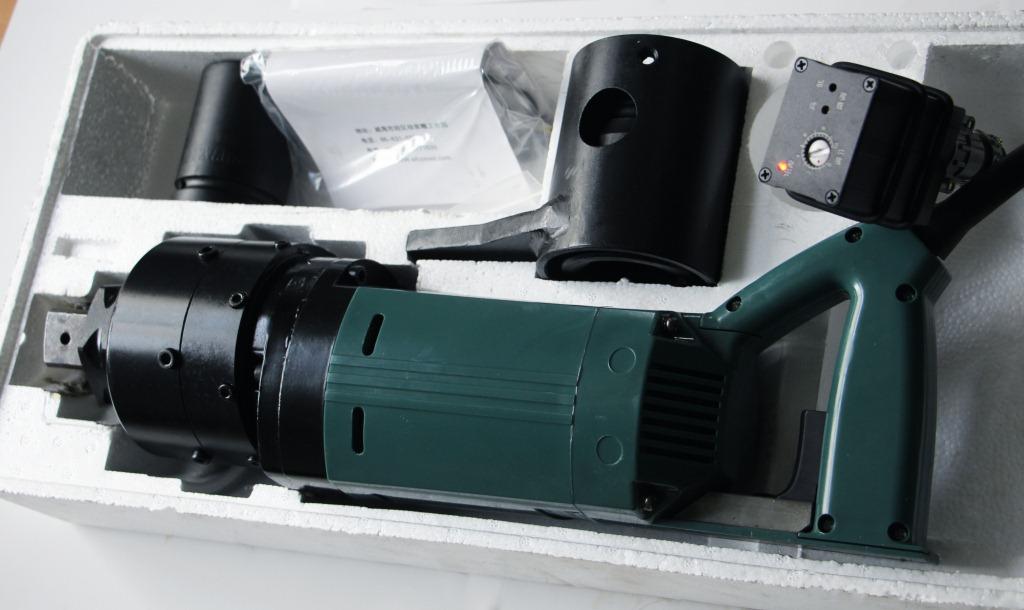 供应电动扳手 电动螺栓拧紧扳手 电动扭矩扳手 可调扭矩电动扳手示例图2