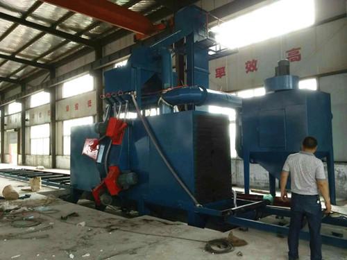 H型钢生产线设备 非标定制  现货批发江苏厂家H型钢生产线设备示例图5