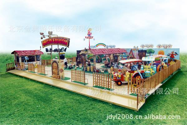 儿童游乐设备 快乐农庄示例图1