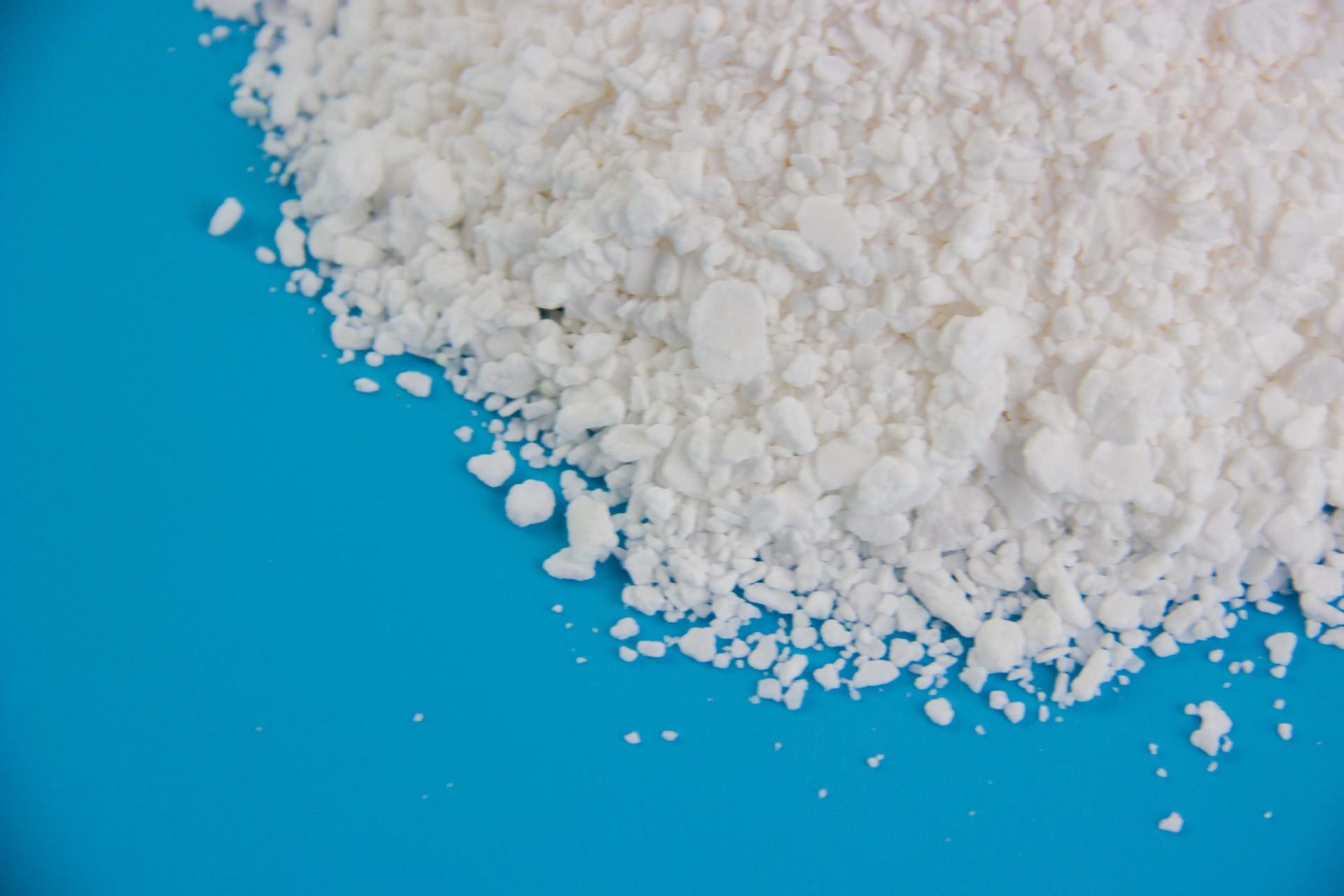 浙江工厂直发片状二水氯化钙74巨化二水氯化钙工业级免费拿样示例图2