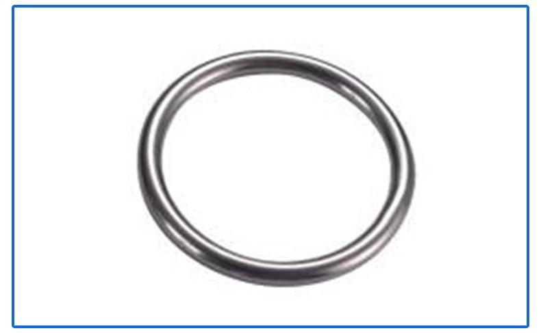 不銹鋼圓環/寵物環/箱包扣環/圓環鑰匙扣/各粗細各規格都有貨示例圖8
