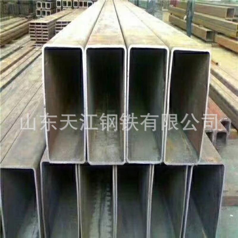 厂家供应无缝方管Q235b无缝方管 耐腐蚀可加工定制方管示例图3