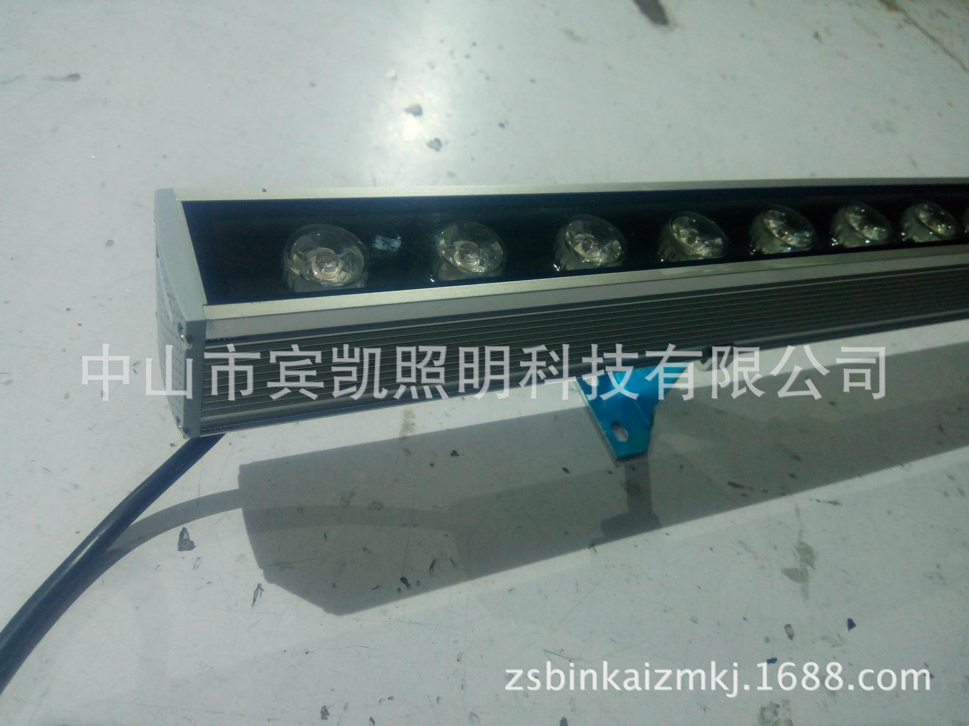 36w洗墙灯 led洗墙灯18w 小功率led洗墙灯 LED洗墙灯 线条灯示例图12