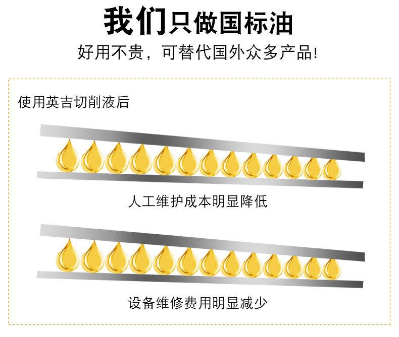供应批发铜拉丝液英吉细拉拉丝油厂家直销环保型油铜包钢钢拉丝油示例图8