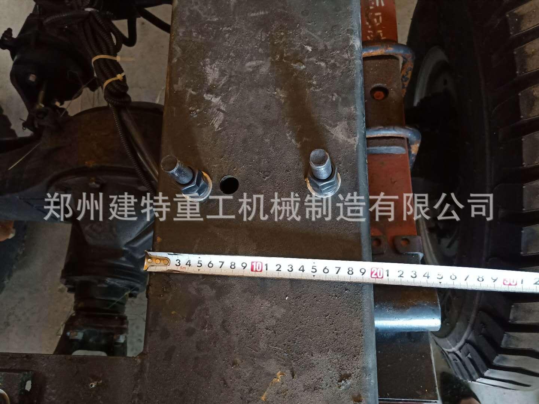 温州厂家直销一拖二混凝土喷浆车 自动上料喷浆车 喷浆设备示例图13