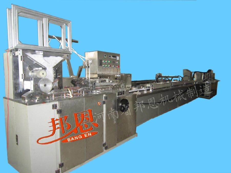 河南邦恩销售全自动棉签机不锈钢结构图片