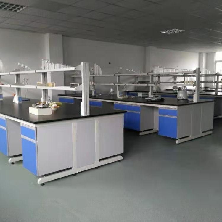赛思斯 S-SG1宜宾市钢木实验台 转角台 学生操作台 教师讲台原子吸收 气相液相实验室