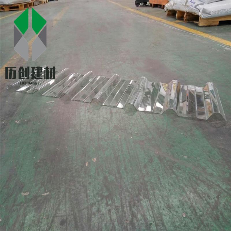 广州花都厂家pc波浪瓦pc840透明色温室大棚可现场施定制厂家热销示例图16