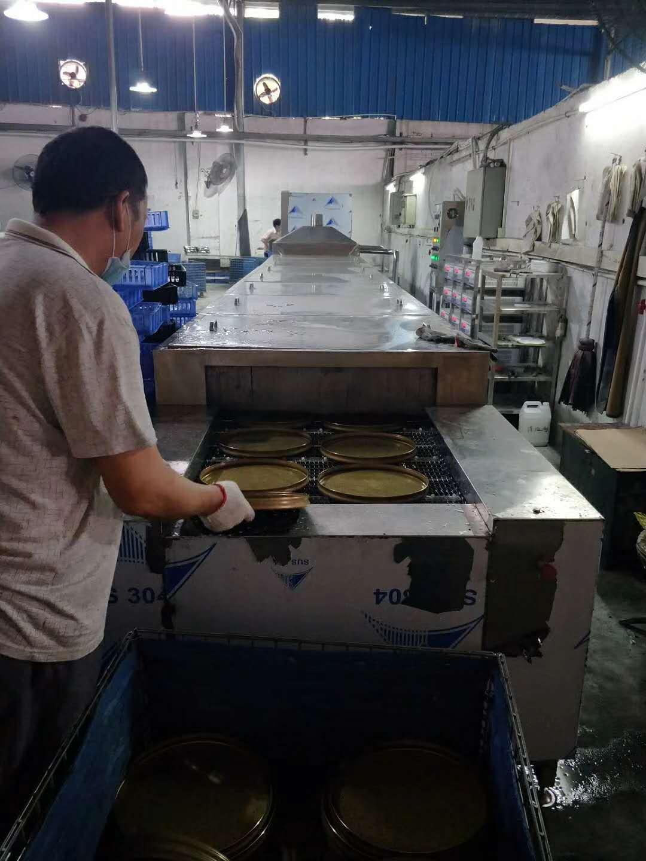 不锈钢制品全自动清洗机  佛山 江门 中山超声波清洗机厂家示例图3
