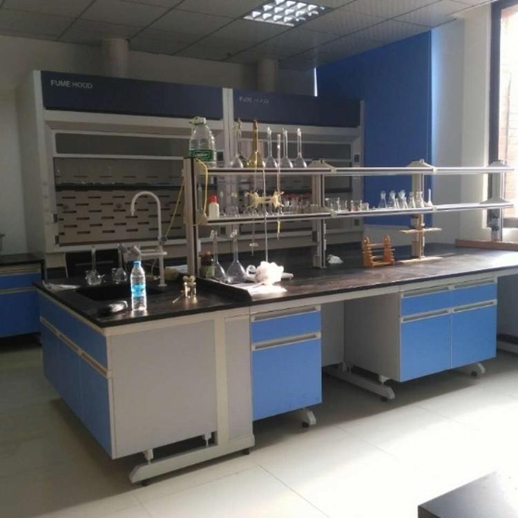 赛思斯 S-SG1重庆市钢木实验台 实验室设备 中央化验台刑侦 DNA学校实验室
