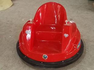 2020公园游乐场广场儿童飞碟碰碰车 可原地旋转游乐设备飞碟碰碰车示例图12