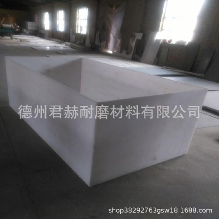 厂家生产聚丙烯板 pp板材 pe板材焊接酸洗槽 水箱焊接找君赫示例图13