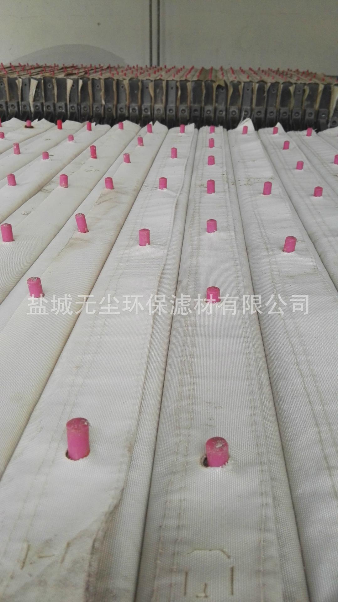 厂价直销丙纶750A 750B 750AB板框压滤机滤布 双层加厚压泥机滤示例图7