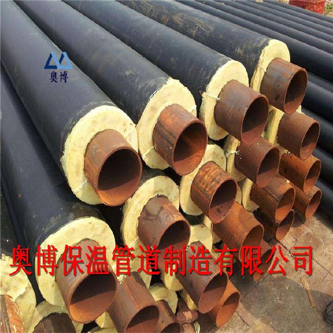 专业生产 保温钢管 聚氨酯预制保温钢管 批发 玻璃钢保温钢管示例图7