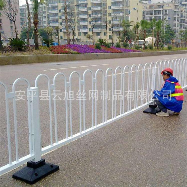 镀锌钢管栏杆 铁艺围墙栏杆  锌钢护栏网厂家直销 价格美丽示例图36