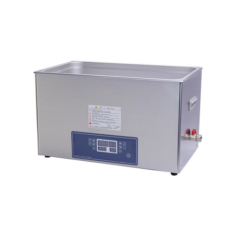 超声波清洗器 SG9200HDT功率可调超声波清洗机 30升双频加热超声波清洗器示例图1