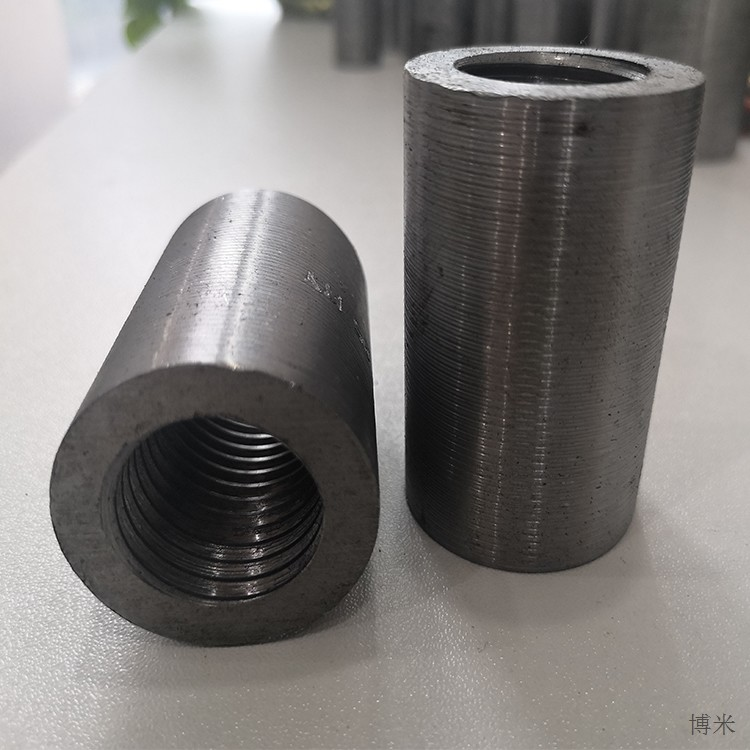 套筒连接杆套筒 32-28变径国标钢筋连接器 隧道钢