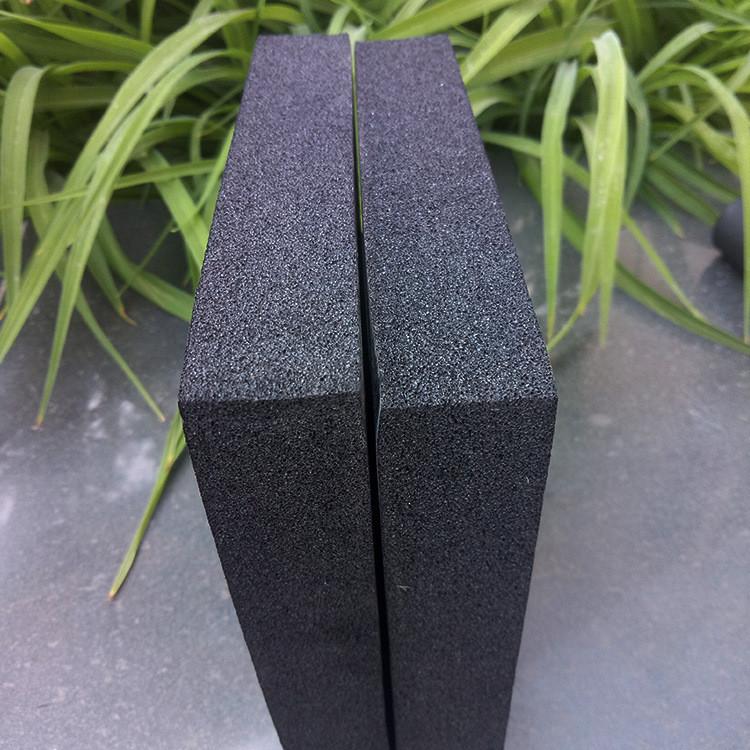 保温材料认准鼎诺 无尘车间专用橡塑板 橡塑海绵板 隔热橡塑板