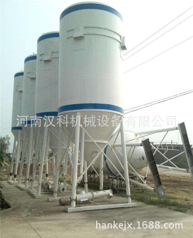 供应厂家直销安徽各地干混砂浆预拌罐 40吨砂浆罐 量大从优示例图13