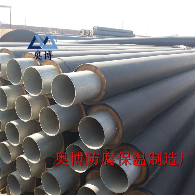 厂家供应 保温钢管 直埋式保温管 加工定做 异型保温钢管示例图11