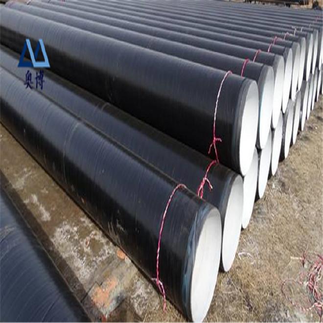 生产加工 防腐钢管 IPN8710防腐钢管 定制 防腐螺旋钢管厂家示例图8