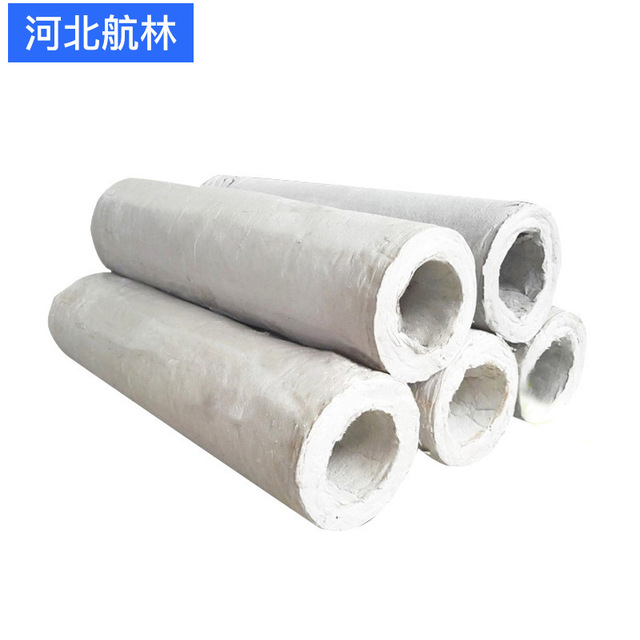 厂家直销 硅酸铝管  耐高温硅酸铝管 高密度硅酸铝管 规格可定制