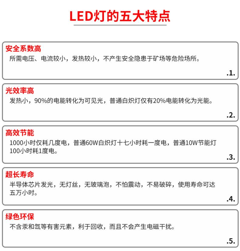 12瓦漏水款洗墙灯 小功率led洗墙灯 led线性洗墙灯 LED条形灯示例图8