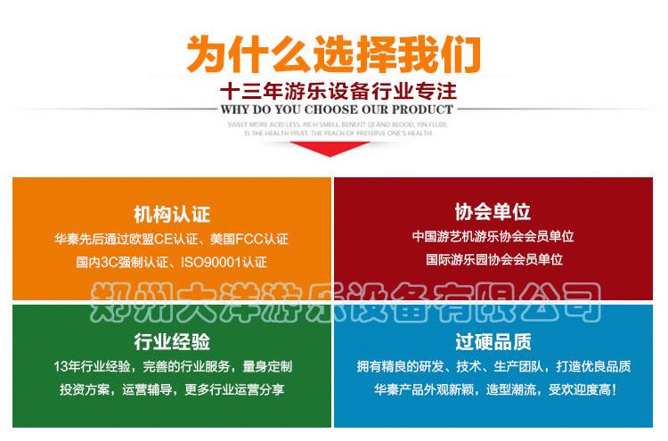 郑州大洋专业生产逍遥水母游乐设备 公园精品游乐8臂旋转逍遥水母示例图28