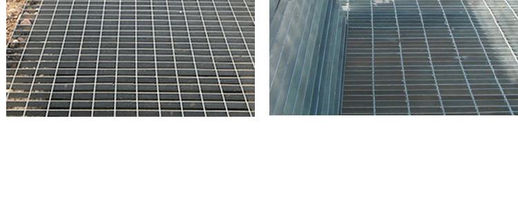 蕴茂热镀锌钢格板 沟盖板厂家 沟盖板生产厂家 热镀锌沟盖板 不锈钢沟盖板示例图22