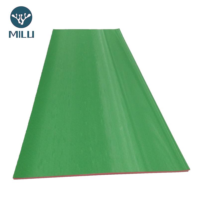 杭州朗群家居 瑜伽垫工厂定制 PVC瑜伽垫渐变色示例图1
