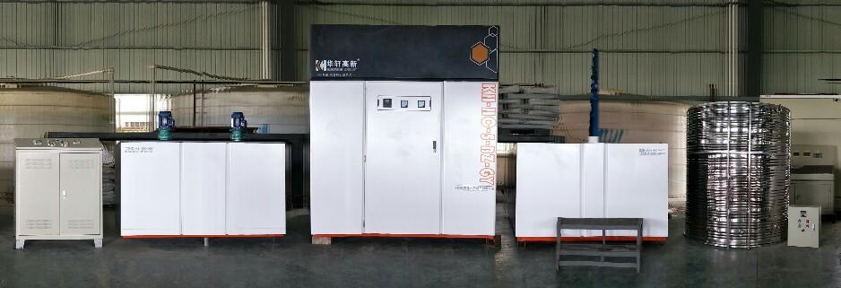 華軒高新 KH-HC-5減水劑生產設備 全自動聚羧酸復配設備 外加劑設備廠家示例圖4