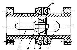 纯水流量计;净水机流量计;纯水专用流量计;化工厂纯水流量计工具;示例图2