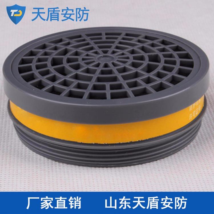 濾毒盒供應商 天盾濾毒盒價格 安保防護用品圖片