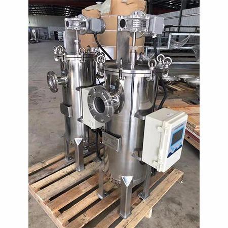 新乡利菲尔特700立方/小时碳钢/不锈钢自清洗过滤器生产厂家