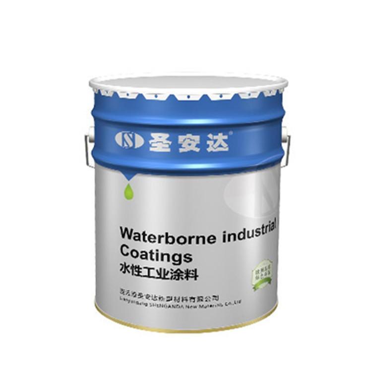圣安達 鋼結構輕防腐材料 底漆SAD-900  水性底面合一防腐材料  水性鋼結構防腐材料