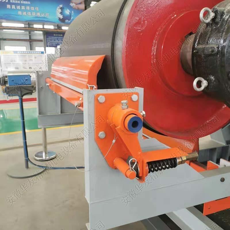 马丁XHD皮带清扫器输送机头部重型马丁清扫器  刮料器