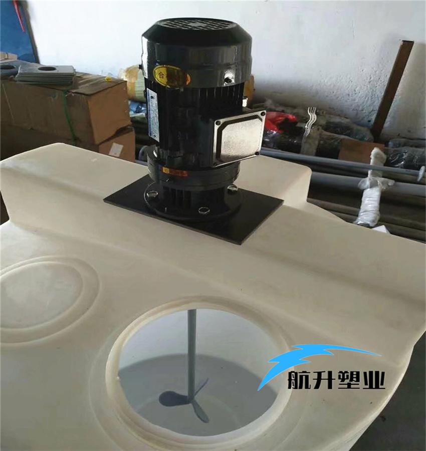 MC1000L加药搅拌桶江西航升500L搅拌加药箱示例图5