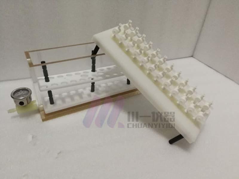 智能萃取 CY-6SPE全自动固相萃取仪 真空固相萃取装置 微固相萃取仪 川一仪器示例图3