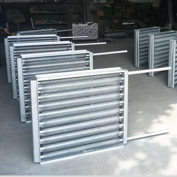 蒸汽散热器应用于蒸汽余热回收中