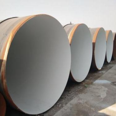 龍都供應  IPN8710飲用水防腐螺旋鋼管 3PE防腐管道  環氧粉末防腐管道   防腐鋼管 預制直埋保溫鋼管