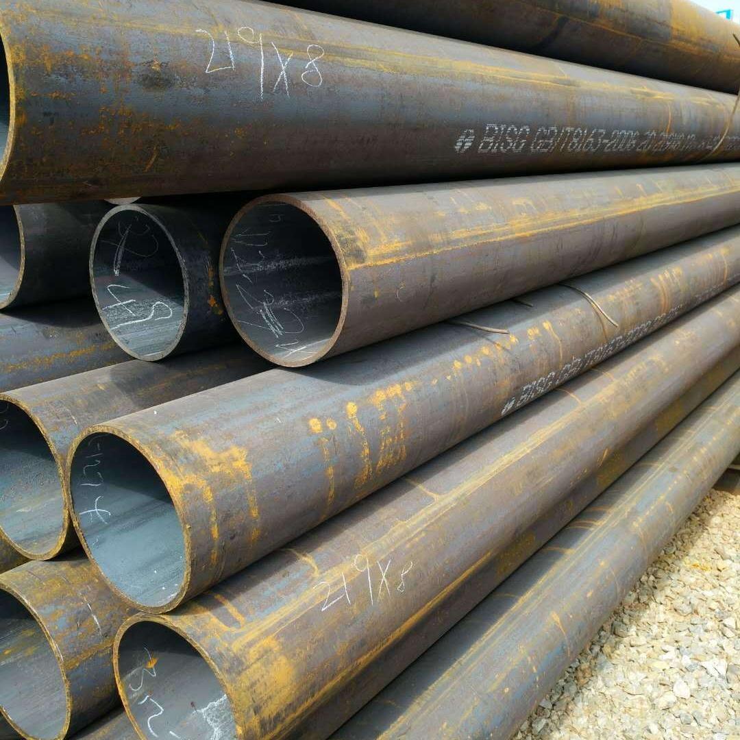 云南省昆明市最大鋼材市場無縫管廠家直銷273材質Q345B