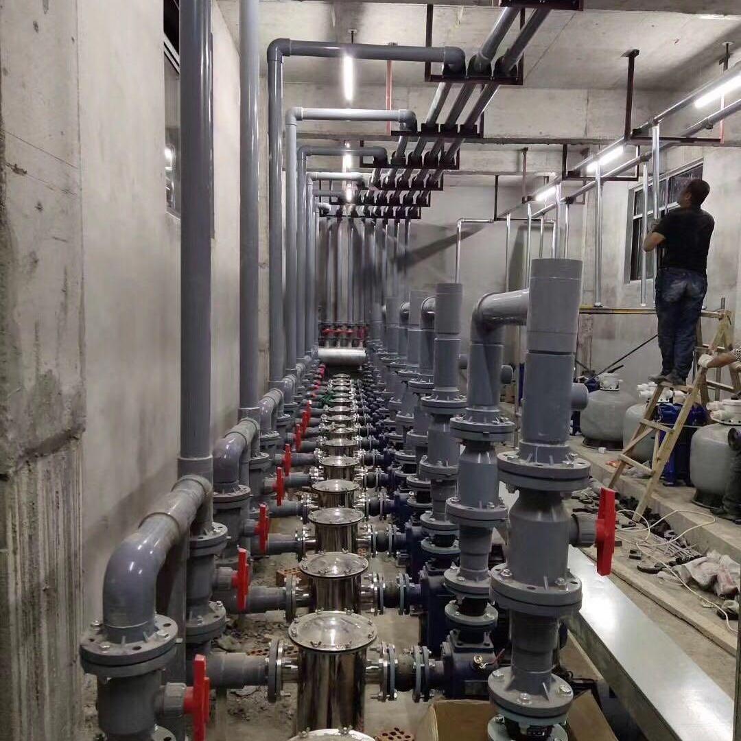 昆明电厂用  兴昊牌   s6.3工业管    pvc工业管道   upvc工业管件