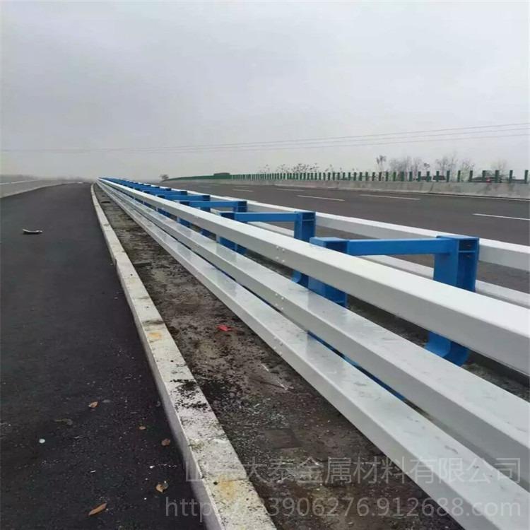 防撞鋼板立柱鍍鋅 福建304不銹鋼橋梁欄桿 防撞護欄價格
